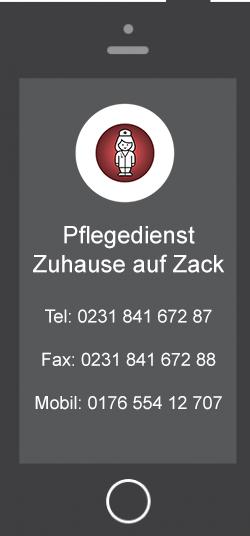 Was Wir Alles F 252 R Sie Machen Ambulanter Pflegedienst Zuhause Auf Zack In Dortmund